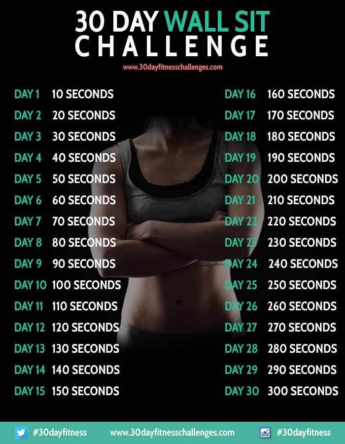 Fitness Challenges That You Can Accomplish This Month #fitnesschallenges
