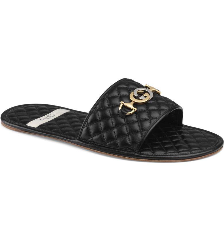 Gucci Slide Sandal (Men) | Nordstrom