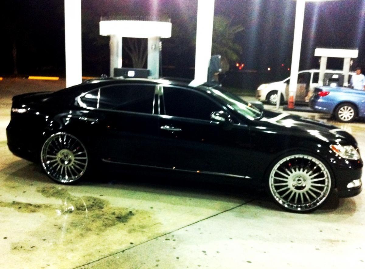 460 Lexus Wheels 2015 Vossen Cvt Ls