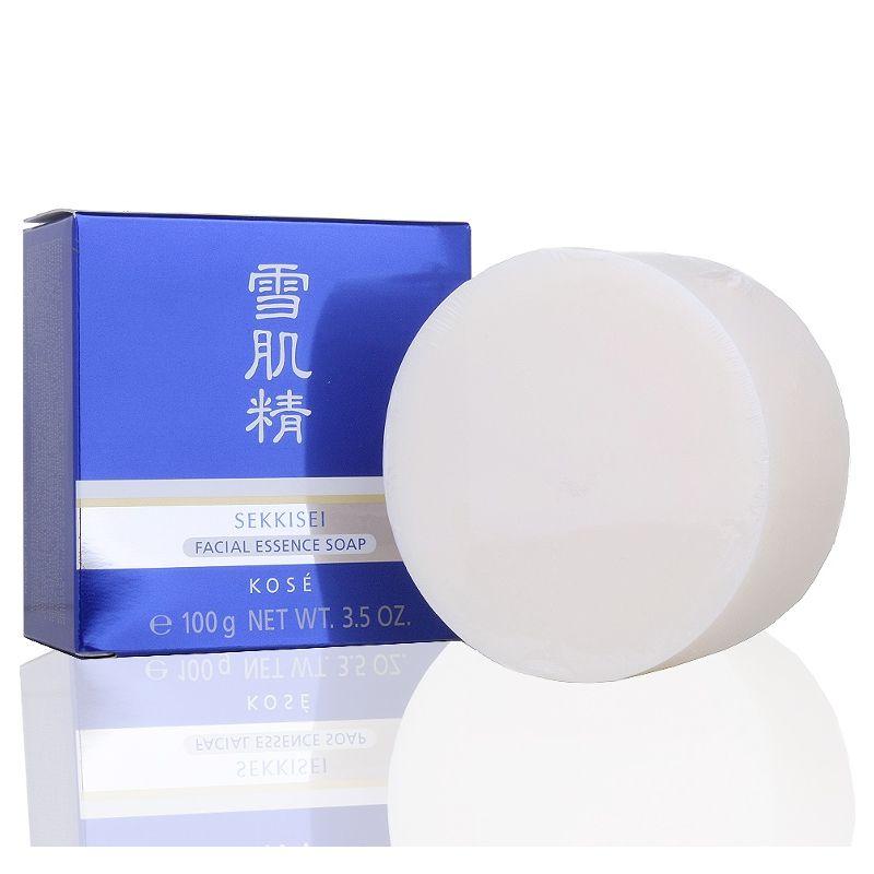 Kose Sekkisei Facial Essence Soap 100g Facial Cleanser Online Shopping Malaysia and Kose Sekkisei Facial Essenc… | Online shopping malaysia ...
