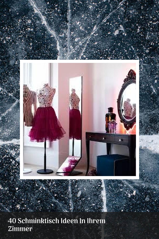 Best 40 Schminktisch Ideen In Ihrem Zimmer - #40 #Dressing #Ideas #In #Permalink #Permalinkto:40DressingTableIdeasInYourRoom #Room #Table #to: #Your