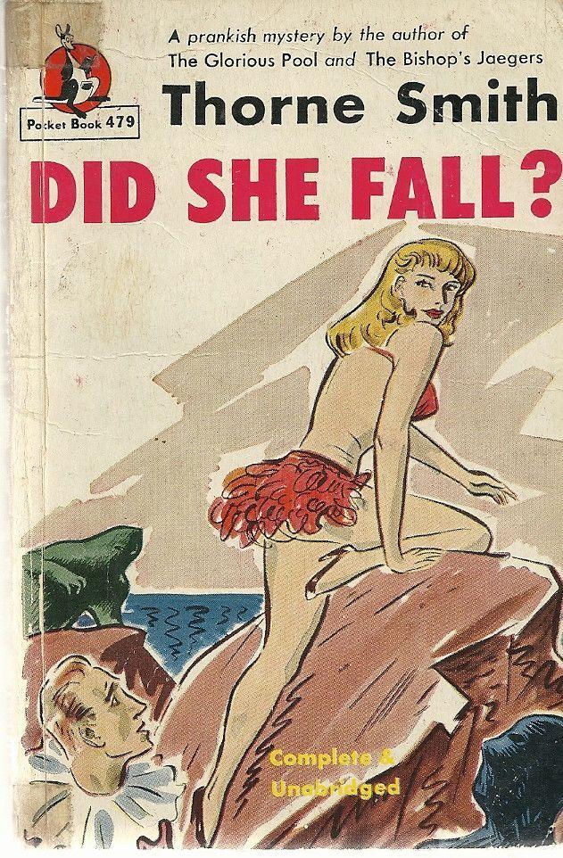 Did She Fall?