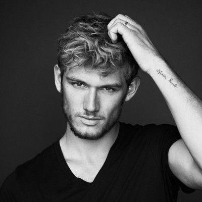 Alex Pettyfer... This should be Christian Grey