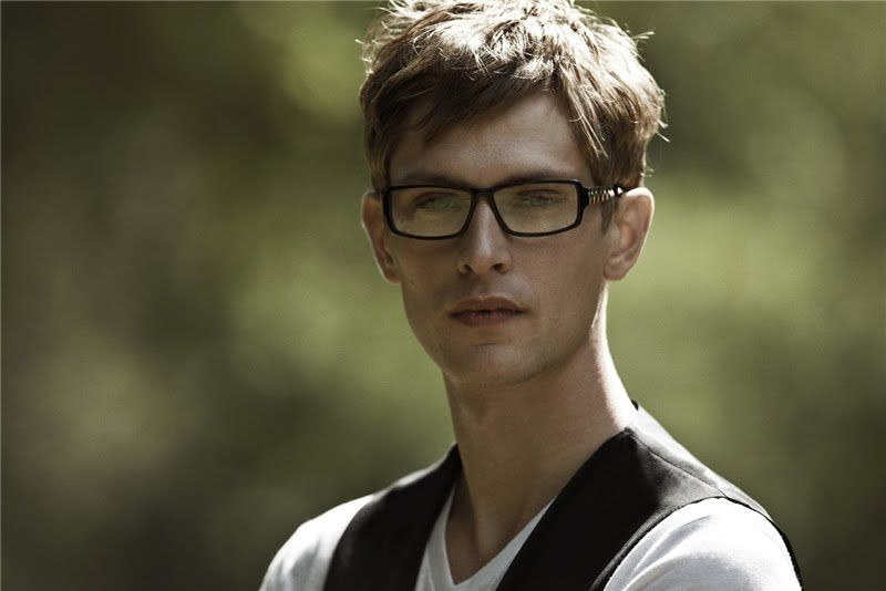 Guys With Glasses: Mathias Lauridsen
