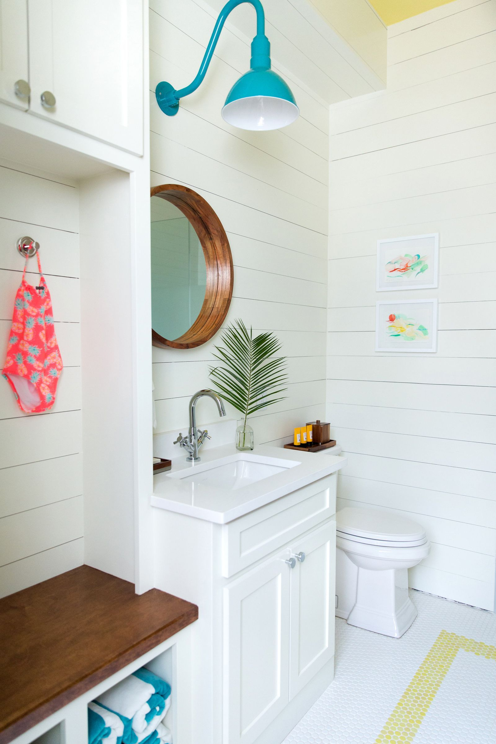 65 Bathrooms So Pretty You Might Never Leave The Tub Beach