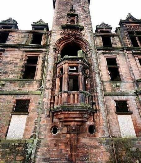 Abandoned Places, Abandoned