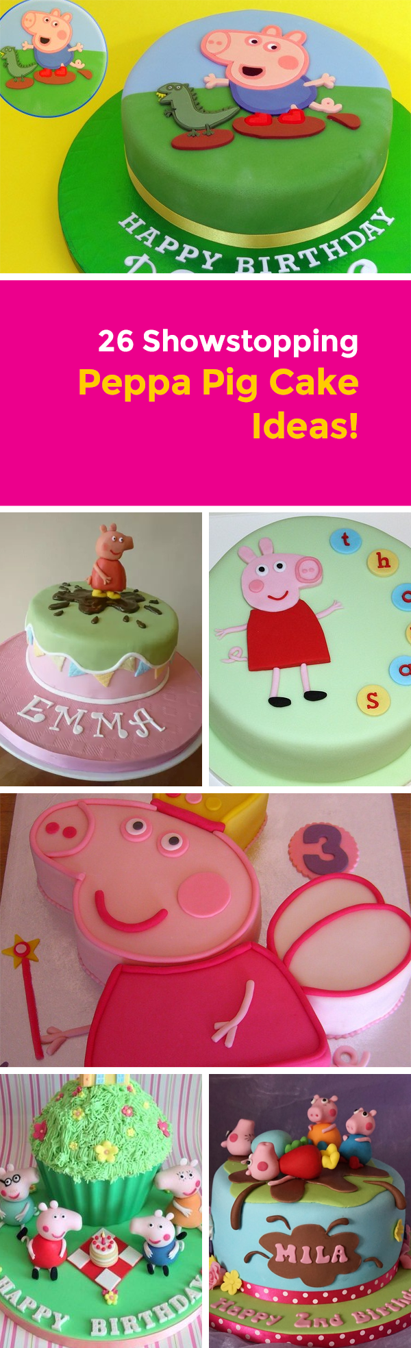 Peppa Pig is a big favourite among younger kids \u2013 and their