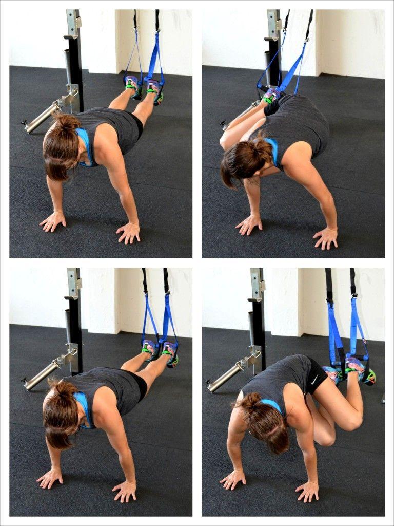 10 Suspension Trainer Exercises Redefining Strength Trx Workouts Trx Training Strength Workout