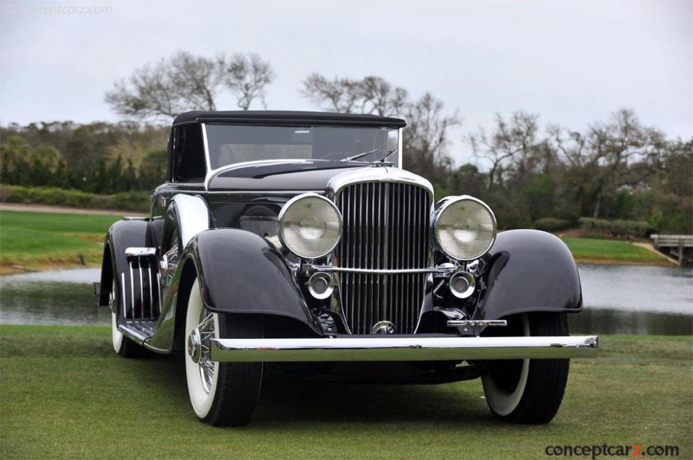 1929 Duesenberg Model SJ Image. Chassis number 2268. Photo 2 of 86