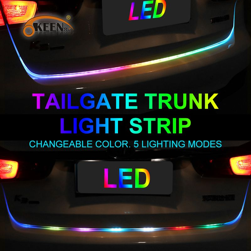 Led Light Strips For Cars Amazing Led Strip Lights For Cars  Sale Okeen 476Inch Carstyling Turn Inspiration
