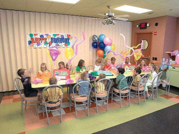 Indoor Birthday Party Games For Young Children Project