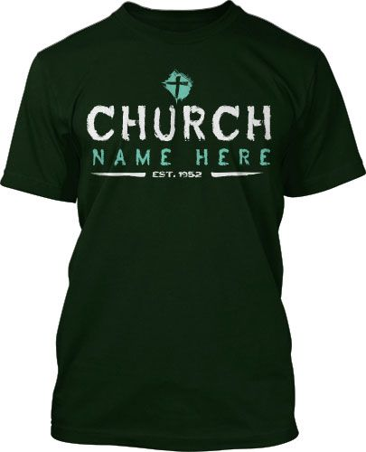 i love my church t shirt design ideas can be customized and screen printed just for your church these t shirts work as a great way to start conversations - Church T Shirt Design Ideas