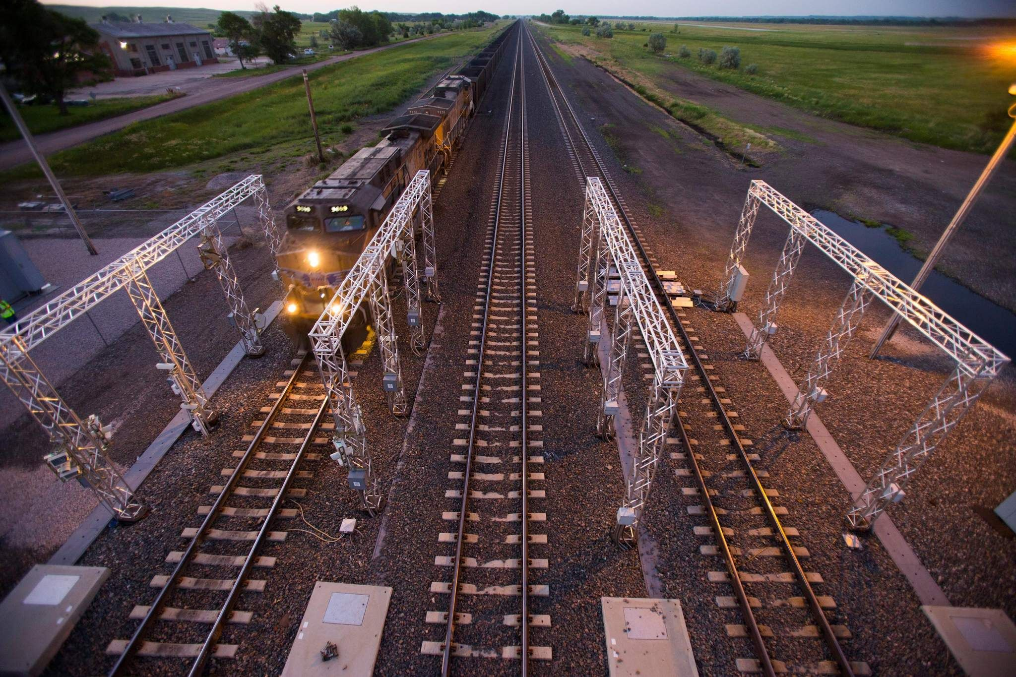 Union Pacific 3D printing for railroad machine vision