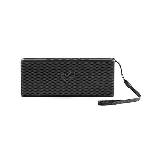 Lleva contigo este altavoz portátil inalámbrico de gran calidad y disfruta como nunca antes de la música de tu smartphone o tablet en cualquier parte. Además podrás contestar tus llamadas gracias a su función manos libres.                  Features  Su tamaño y diseño compacto te permitirá que di... http://altavocespara.com/bluetooth/energy-system/energy-sistem-music-box-b2-altavoz-portatil-inalambrico-bluetooth-entrada-de-audio-manos-libres-bateria-color-negro/