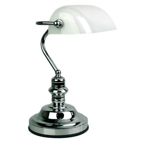 Fresh Bankers Desk Touch Lamp Chrome – Luminous Lamps New - Inspirational touch lamp Idea