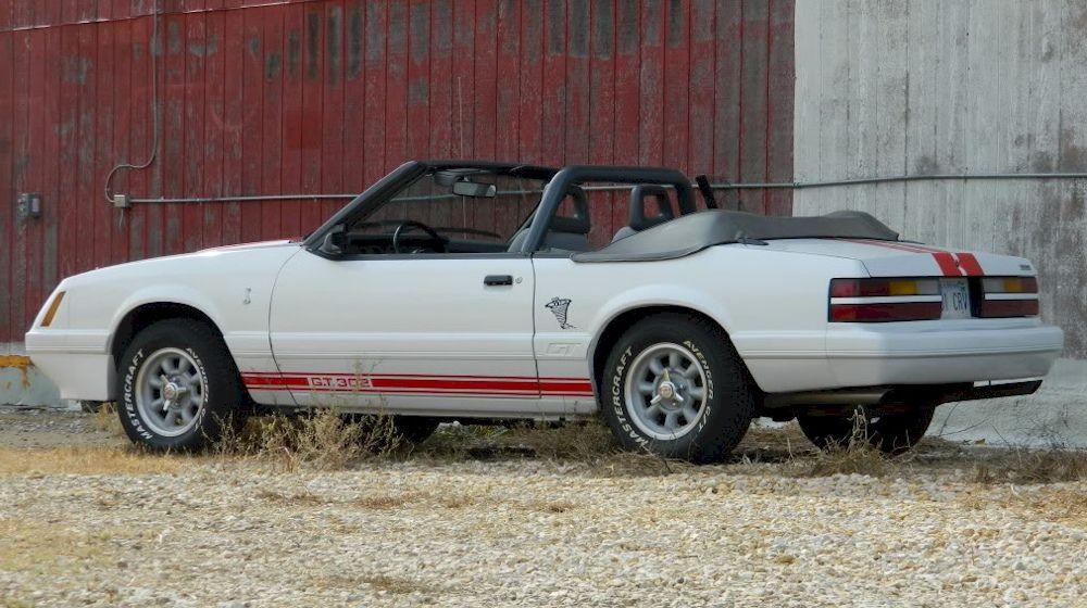 oxford white 1985 ford mustang predator convertible rh pinterest com 1975 Ford Mustang 1985 Ford Mustang