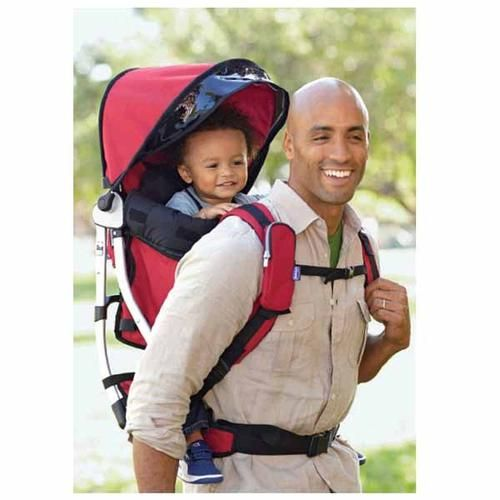 Chicco Smart Support Aluminum Frame Backpack Baby Carrier