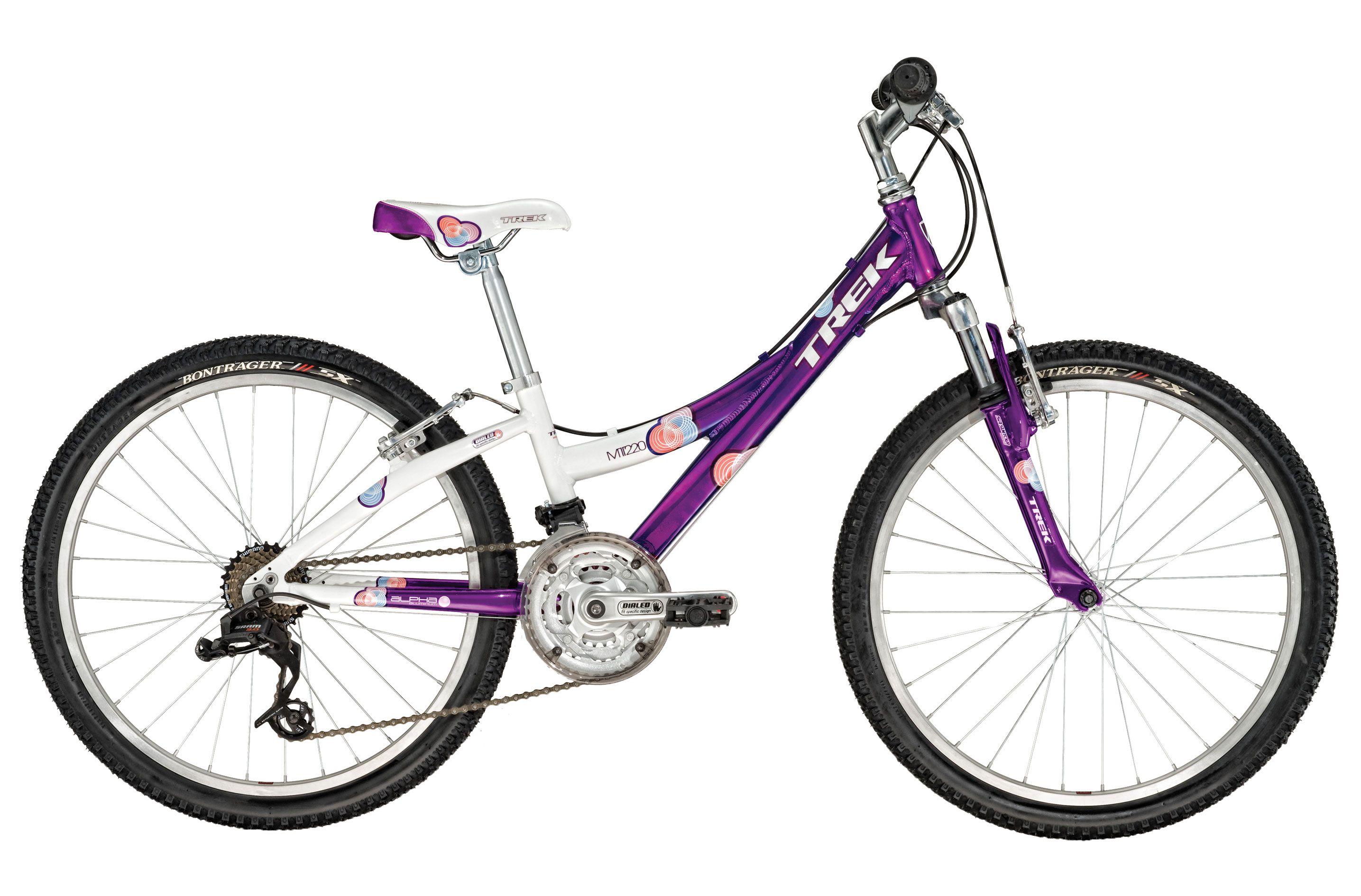 5fdc8382 Trek Mt Track 220 Girls 2010 Kids Bike 24 Inch Wheel Kids Bikes ...