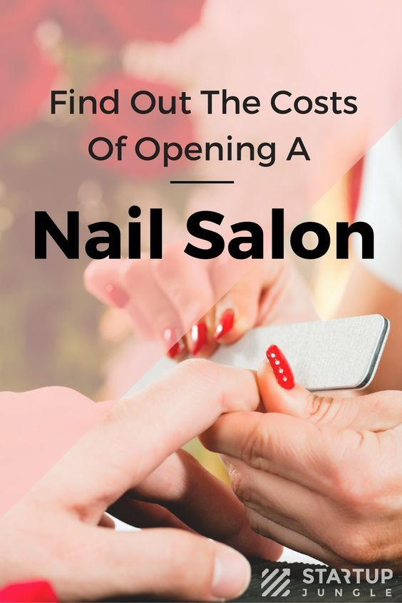 How To Start A Nail Salon Business | Nails | Nail salon design ...