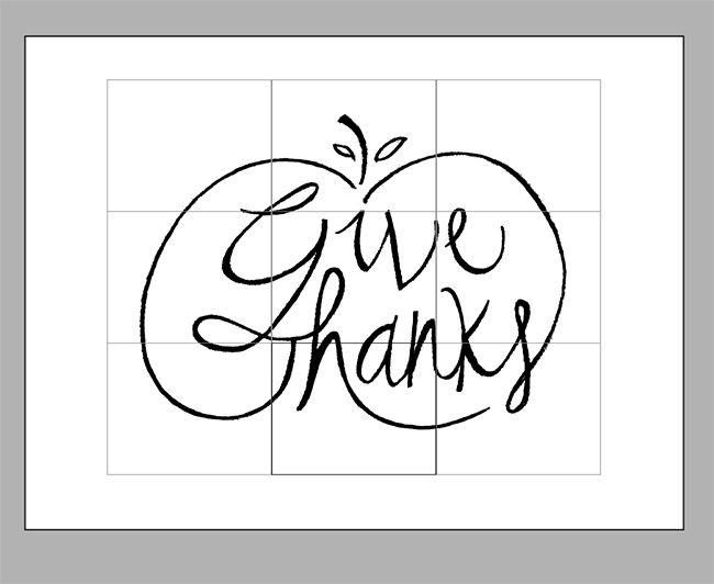 Easy Chalkboard Lettering Tutorial + Free Fall Template! Seasonal - chalkboard writing template