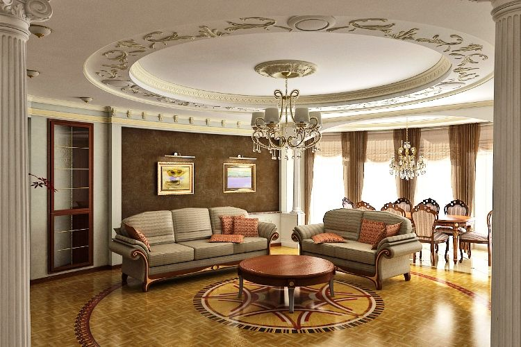 Modern Victorian Style Furniture For Living Room And Dining Room