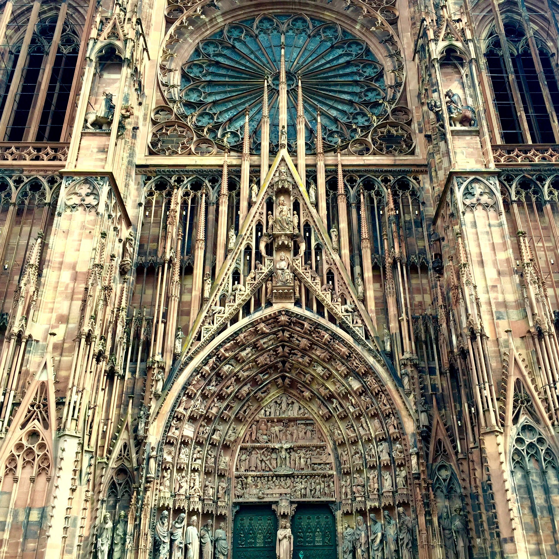 Church #Strasbourg