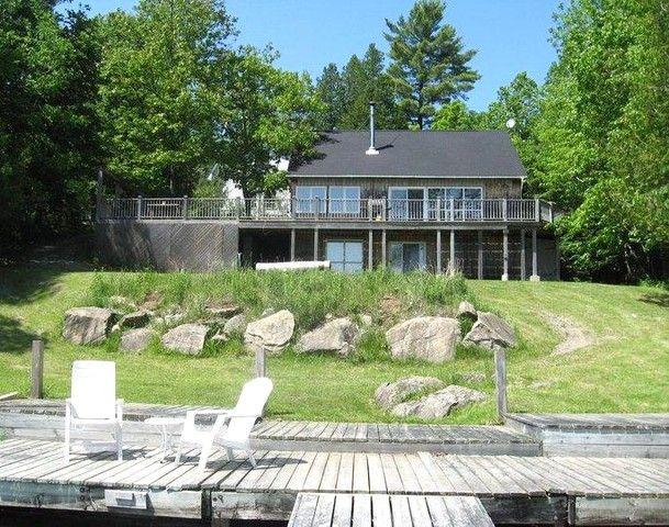 $327/night - 4bdrm Lakehouse,Huge Wrap-Around Deck,StonyLake