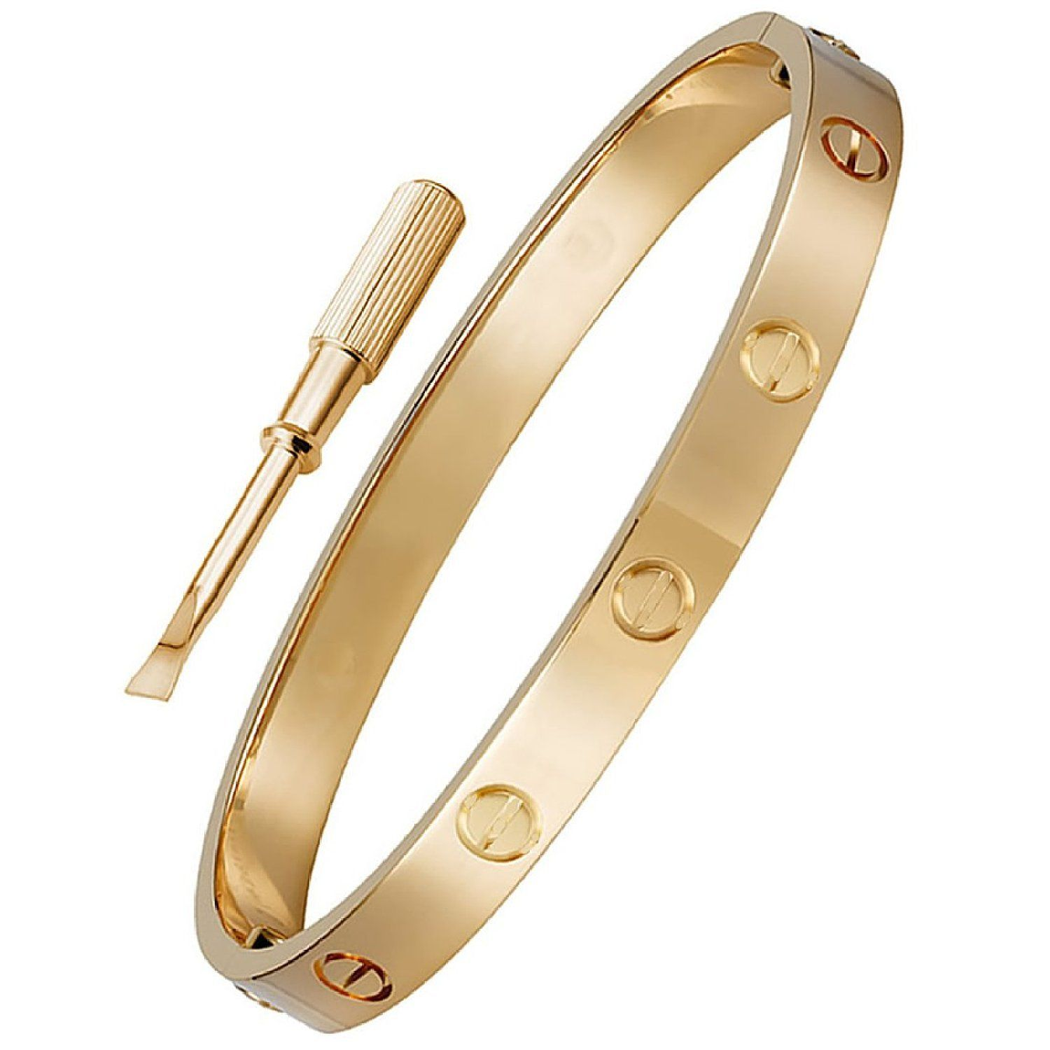 yellow view bangles with bangle solid a shape side oval concealed gold clasp hinged