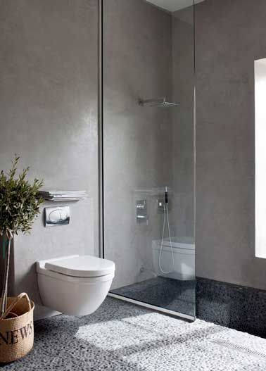 8 Douches à l\'italienne tendance chic et zen | Modern Bathrooms ...