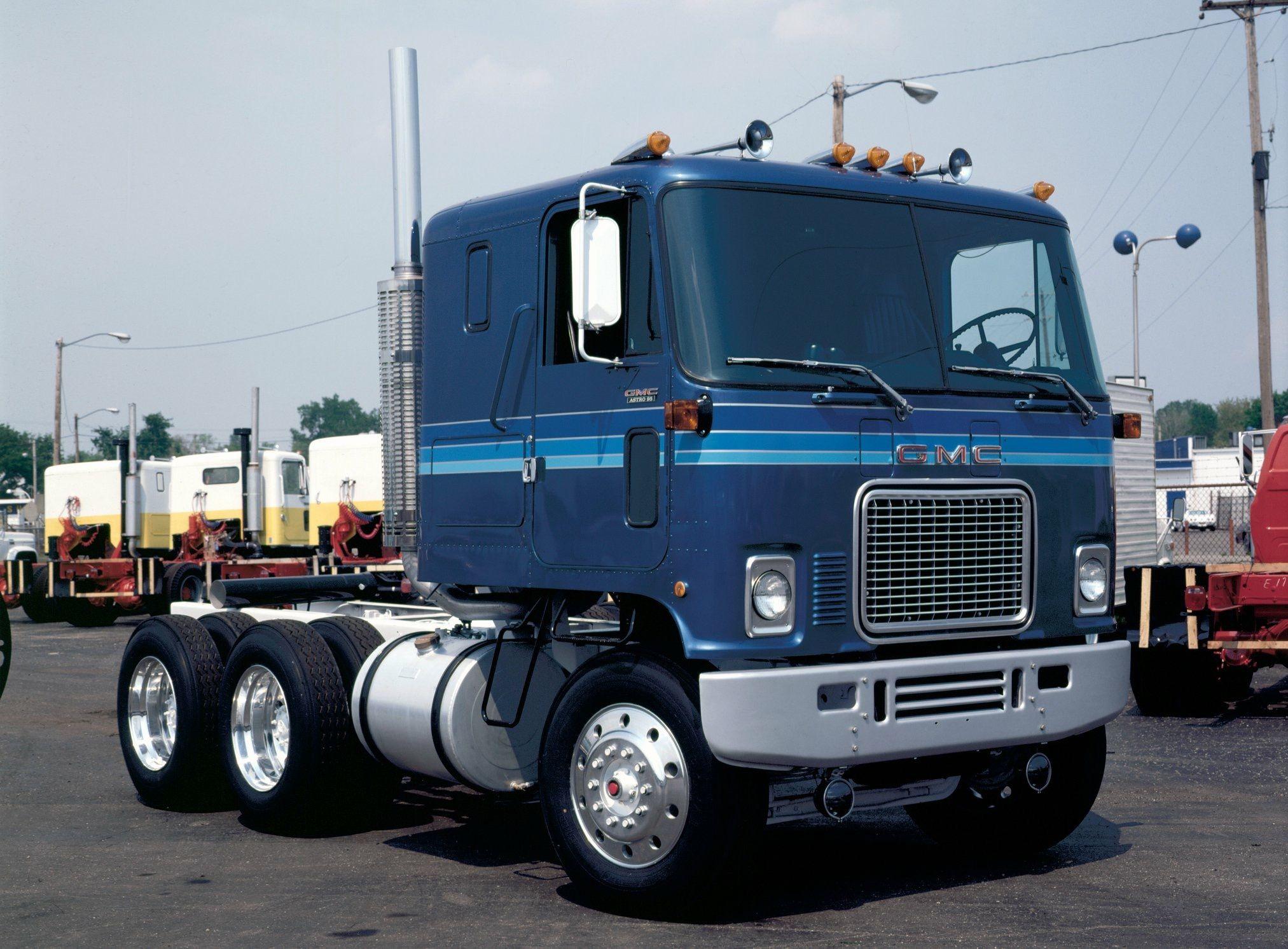 G M C Astra 95 C O E Prime Mover Gmc Trucks Cool Trucks