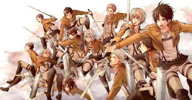 The Best Attack on Titan Characters