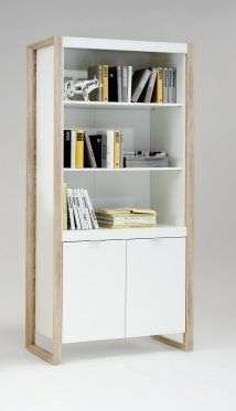 Etagere Bibliotheque White Display Cabinet White Office Furniture Contemporary Office Furniture