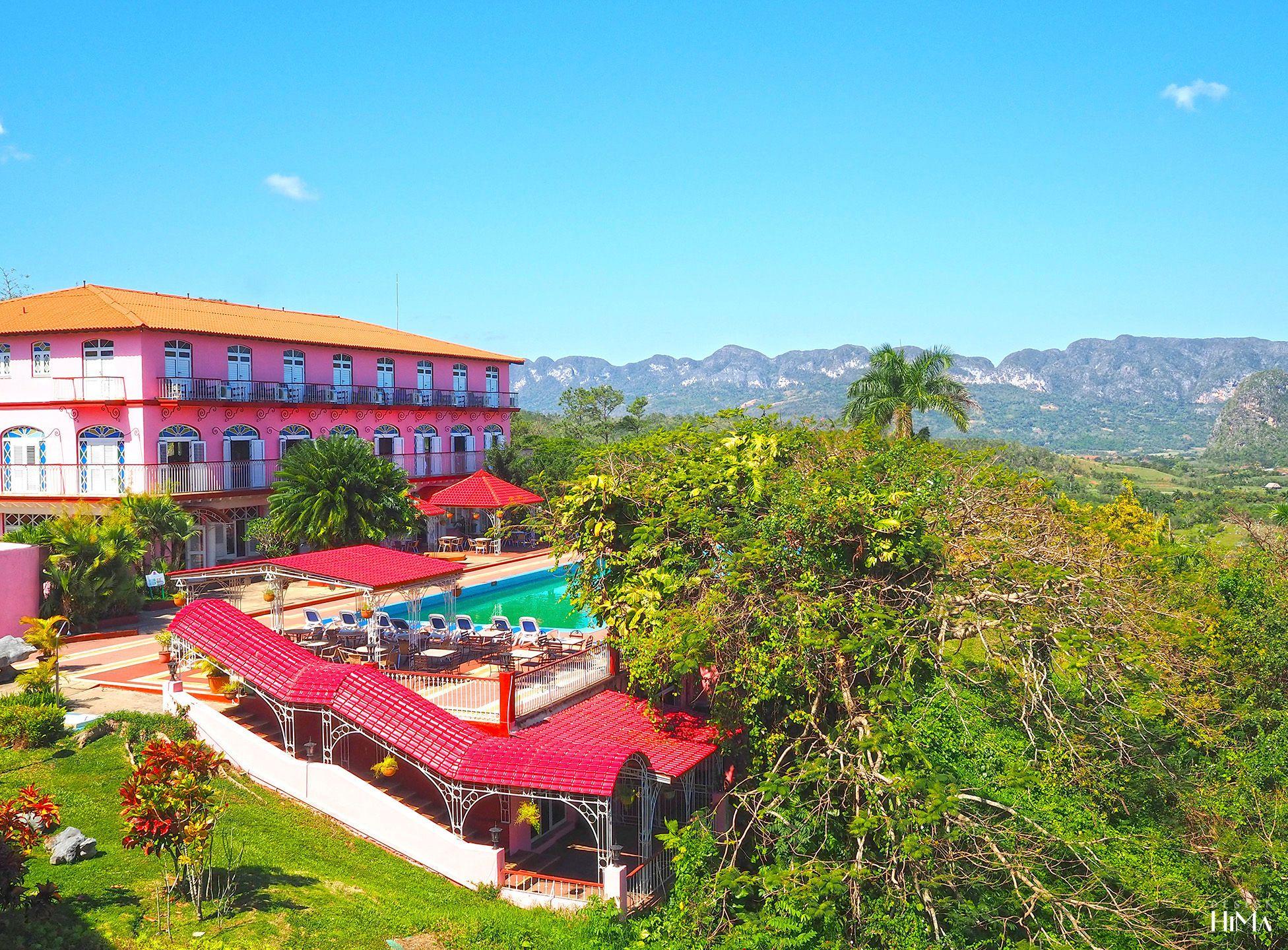 Viñales tarjoaa maailman parhaat sikarit Horizontes Los