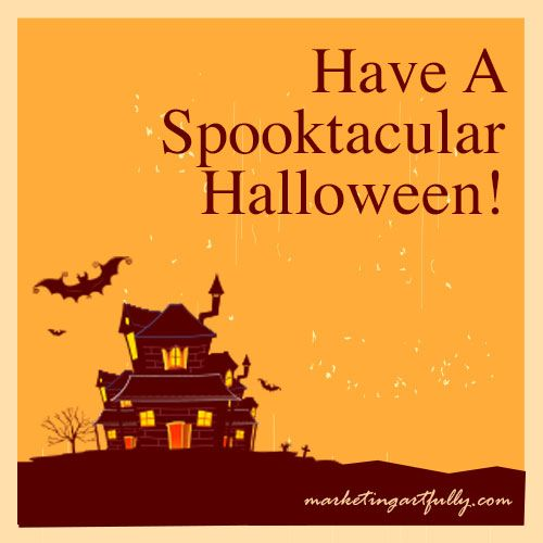 Halloween Picture Quotes To Post And Cheesy Halloween Email Subject Lines |  Marketing Artfully