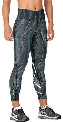 a32ddeb16b 2XU Mid-Rise Print 7/8 Compression Tight with Storage (Women's ...