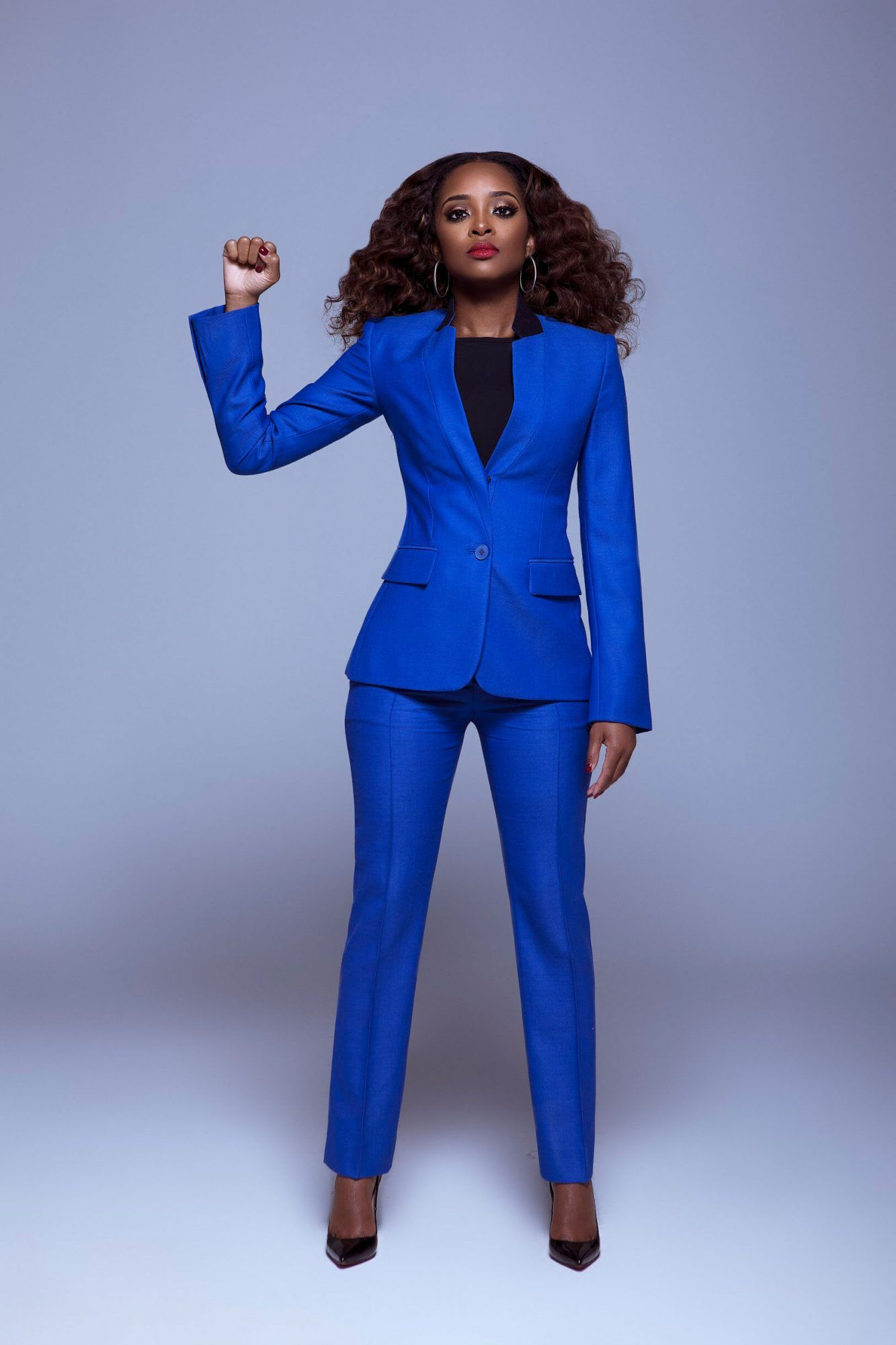 Tamika Mallory Will Not Stop Until There Is Justice For Breonna Taylor Street Style Women Pretty Black Girls Fashion