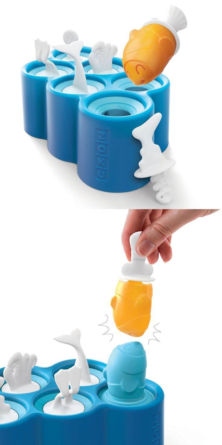 Fish Pop Molds By Zoku | Amazing Gadgets | Pinterest | Fish, Kitchen ...