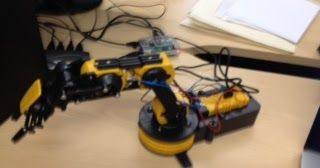 Pin by Danny Staple on Robotics and Electronics | Robot arm, Robot