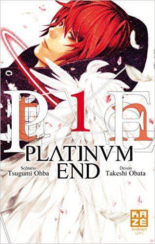 telecharger platinum end vol 1 de ohba tsugumi pdf kindle ebook