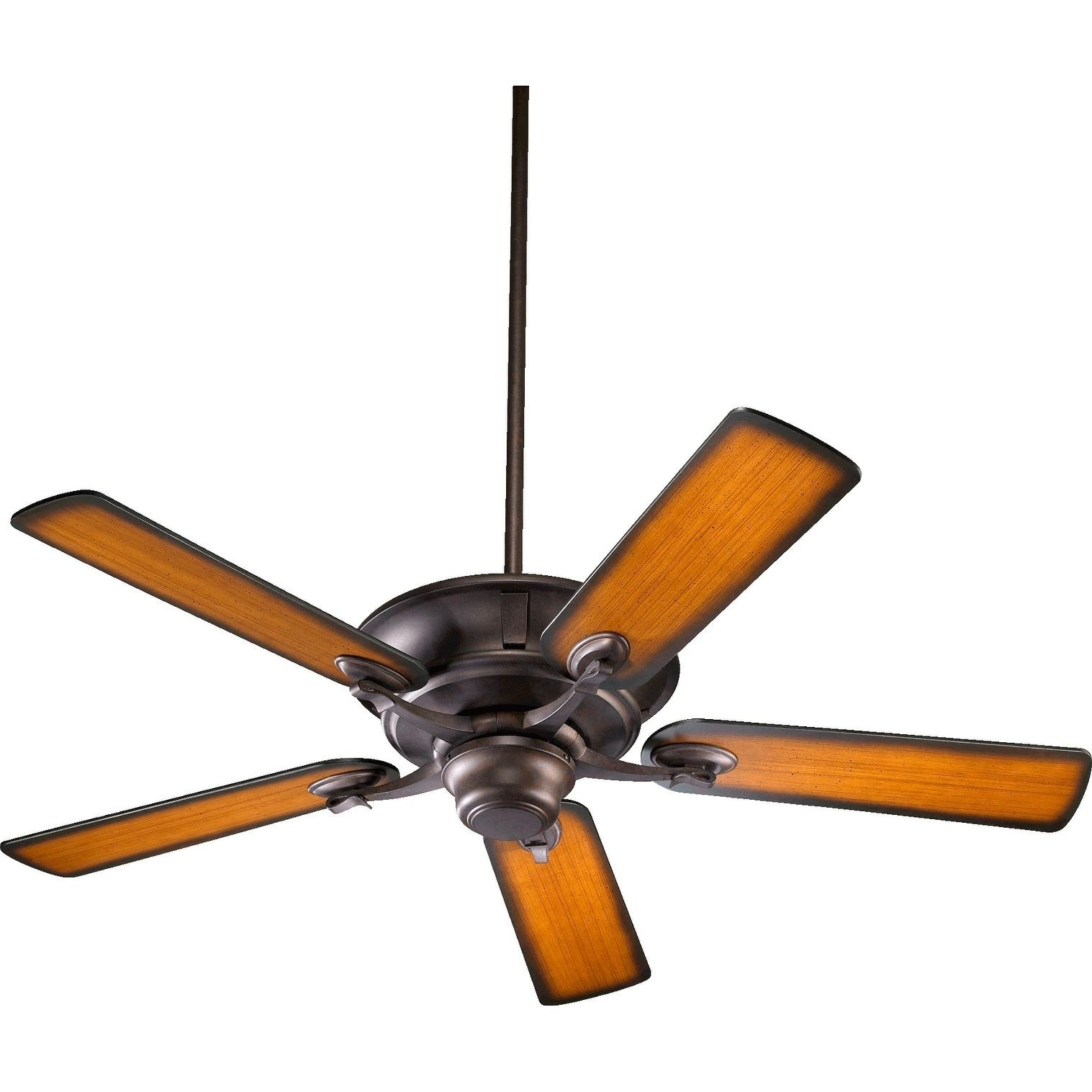International Lowell 52 Transitional Ceiling Fan toasted sienna