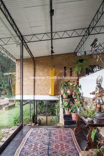 Lota Macedo Soares House Sergio Bernardes Com Imagens