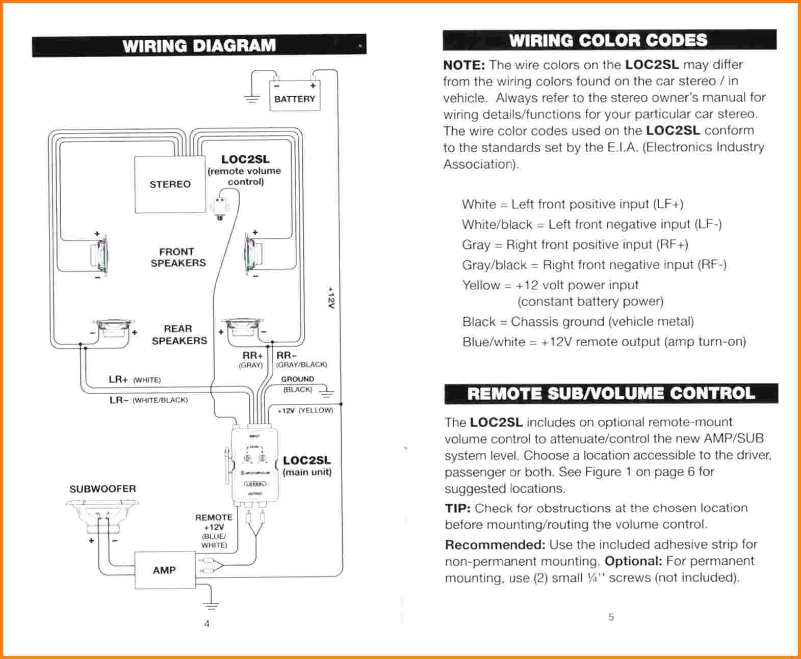 Scosche Loc2sl Wiring Diagram Beautiful 6 Of Colors 1 Diagram Electrical Diagram Wire