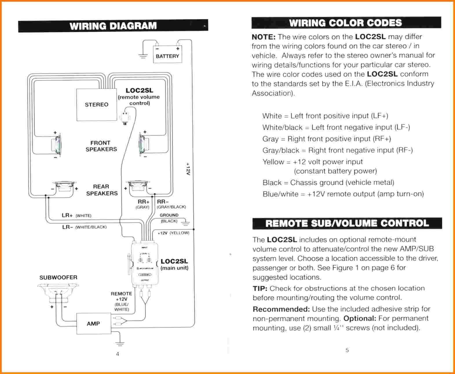scosche loc2sl wiring diagram beautiful 6 of instructions 1