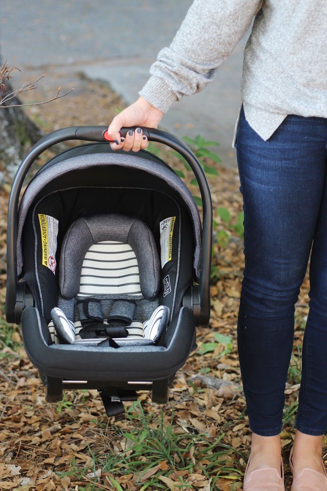 A Mom Confession with the Graco SnugLock 35 DLX Infant Car Seat