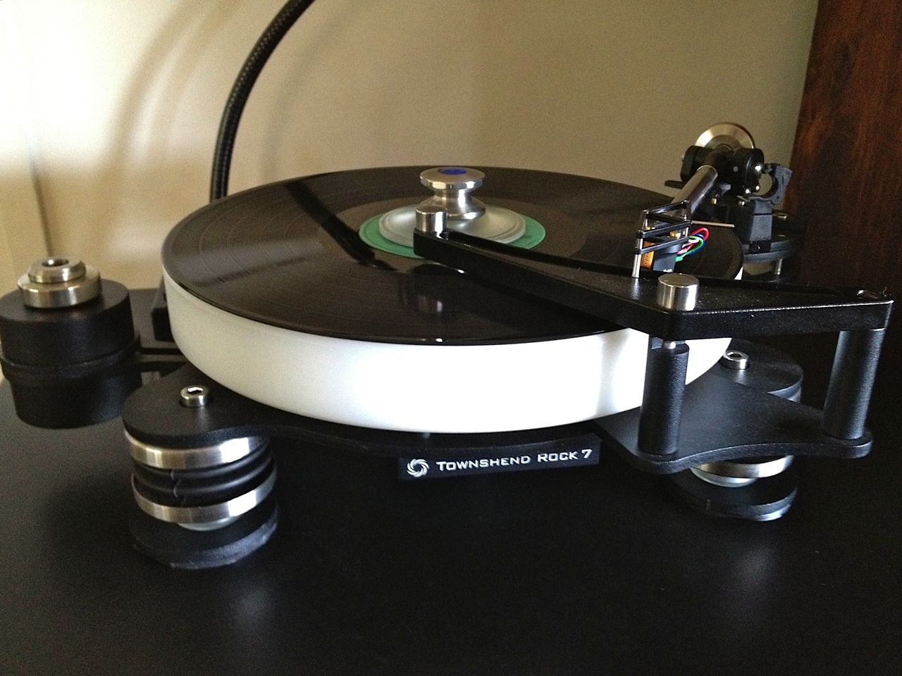 Townshend Rock 7 Archiving Turntable | Platine vinyle