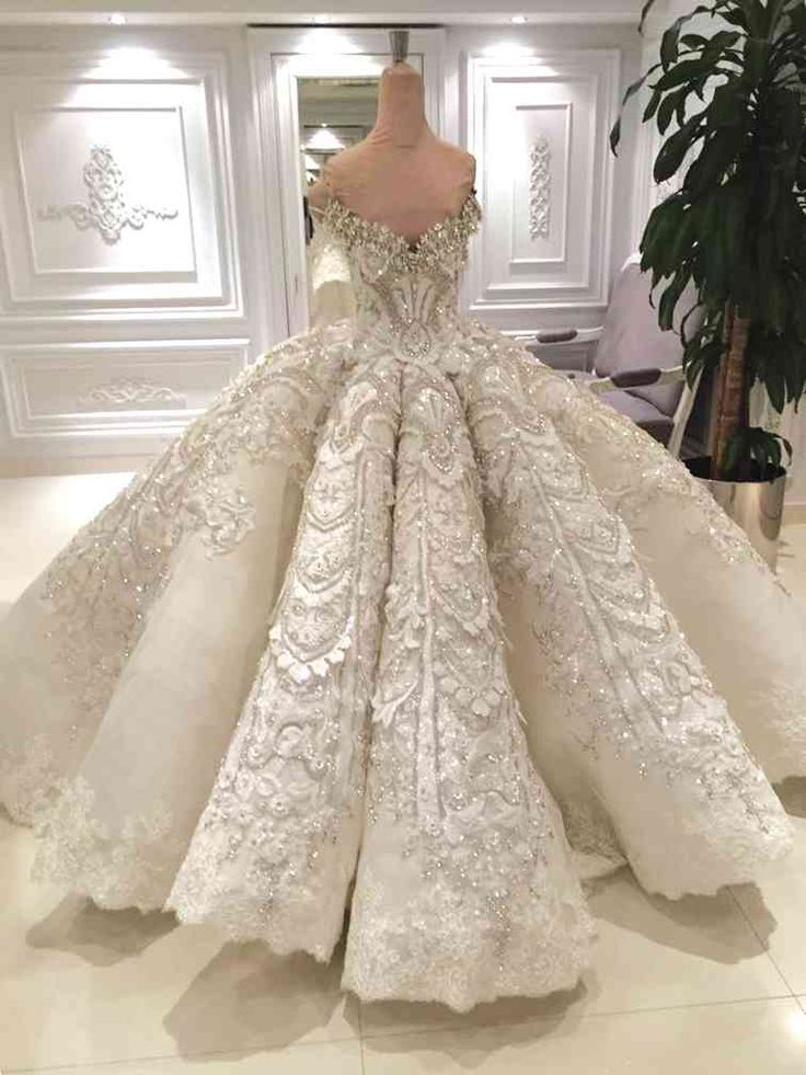 Goodliness designer wedding dresses haute couture gatsby for Custom wedding dress designers