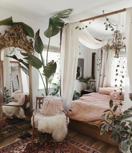 Chic Boho Bedroom Ideas
