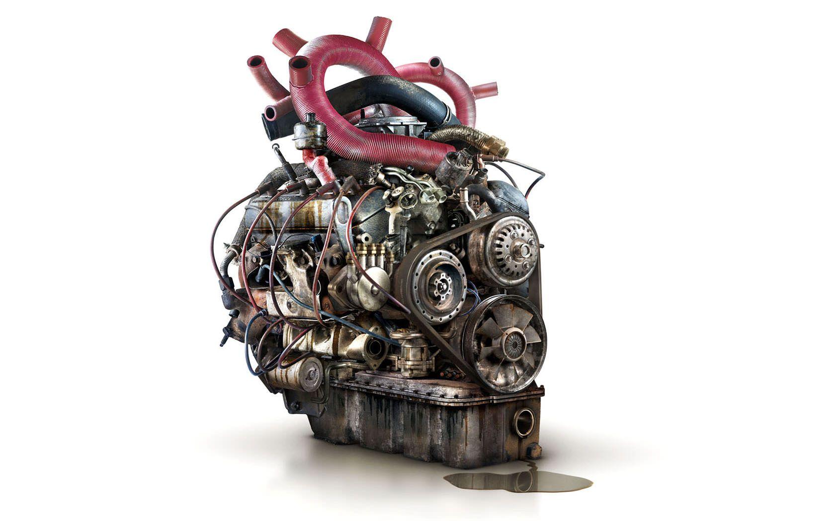 Heart Engine Wallpaper Heart Wallpaper Mechanic Engineering
