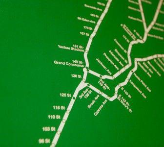 Irt Lexington Ave 4 5 6 Subway Poster Maps Subway Underground