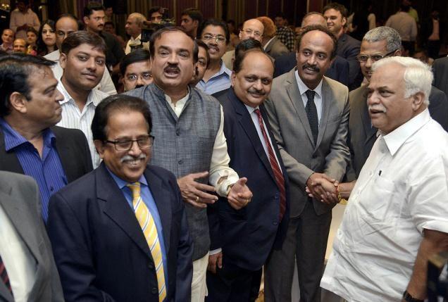 """""""Ananth Kumar announces a slew of industrial development projects"""" read latest news at GISMaark news express visit http://www.gismaark.com/Newsexpresss.aspx"""